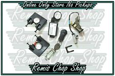 Ignition Barrel, Key, Sensor, Reader - 03/01 PT Cruiser Parts - Remis Chop Shop