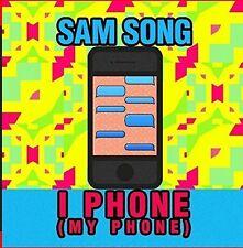 Sam Song - I Phone (My Phone) [New CD] Manufactured On Demand