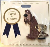 Disney D23 Expo 2019 WDI MOG Lady & the Tramp Trusty Dog Best In Show Le 300 Pin