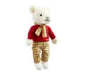 NEW Rupert The Bear Rare Soft Toy Plush 100th Anniversary (2)