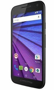 Motorola Moto G (3rd Gen.) XT1548 - 8GB - Black GSM (Unlocked) Smartphone