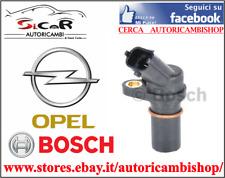 SENSORE ALBERO MOTORE - GIRI MOTORE BOSCH 0261210151 OPEL AGILA - CORSA C - D