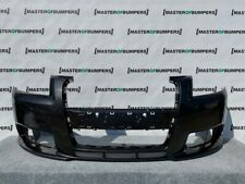 AUDI A3 S LINE 8P 2003-2008 FRONT BUMPER IN GREY GENUINE [A325]