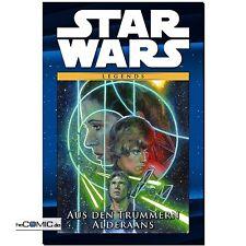 Star Wars Comic Kollektion 27 Aus den Trümmern 2014 Alderaans 7 – 12 PANINI NEU
