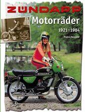 ZÜNDAPP Motorräder 1921-1984