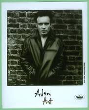 Rare 1994 Adam Ant Music Industry Publicity Photo