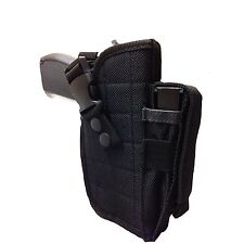 "Black Tactical Hip /Side Holster Fits Kimber Hand Gun with 4"" to 5"" barrel."