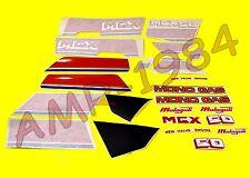 KIT DECALCO ORIGINALI MALAGUTI  MGX 50 BIANCO CODICE 18102602