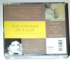 Portrait of a Lady by Henry James, read by Gayle Hunnicutt CD Audiobook NEW