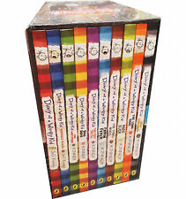 Diary of a Wimpy Kid 10 Book Collection by Jeff Kinney (Paperback)
