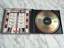 Foreigner RECORDS CD Made in Japan 1982 Atlantic 7 80999-2 NON-TARGET DISC RARE