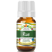 Rue Essential Oil (100% Pure, Natural, UNDILUTED) 10ml