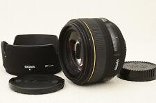 Sigma AF 30mm F 1.4 EX DC HSM Lens For Nikon [Excellent] from Japan (01-B72)