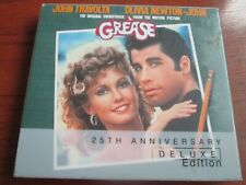 Grease - Original Soundtrack [2 CD Deluxe Edition] NEW AND SEALED