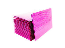 Metallic Bubble Mailers Shipping Mailing Padded Bags Envelopes Glamour Any Size