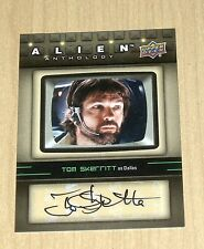 2016 Upper Deck UD Alien Anthology autograph Tom Skerritt as DALLAS SA-TS