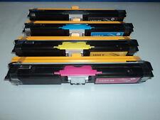 5 x generic Toner Cartridge  Magicolor for Konica Minolta MC 1600W 1650 1690MF