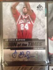 Upper Deck Autographed Basketball Trading Cards