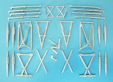 Fw200 Condor Landing Gear for 1/48th  Scale Trumpeter Models - SAC 48222