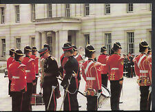 Military Postcard - The King's Regiment in London, Wellington Barracks A7701