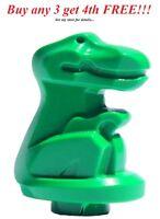 ☀️NEW Lego Friends Animal Pet Batman Green T-REX Baby Statue Dinosaur Minifigure