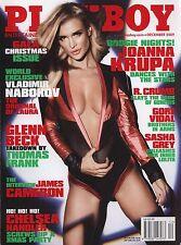 US Playboy Magazine 2009-12 Sasha Grey, Crystal Harris, Joanna Krupa