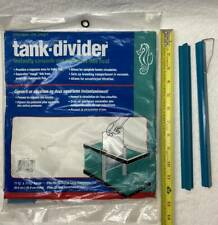 Fish Tank Divider Penn-Plax Fits 15 / 20 Gallon Long Aquariums