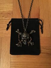 Pirates of the Caribbean: Dead Men Tell No Tales Necklace / Pendant with Beads