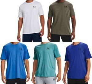 Under Armour Men's UA Sportstyle Left Chest Short Sleeve T-Shirt - 1326799