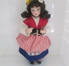 """Danbury Mint SNOW WHITE Storybook Doll Collection Rose Pinkul  8"""""""