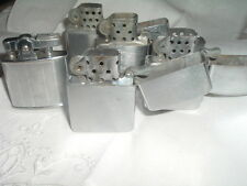Vintage Lot of 5 Zippo Ronson Windproof Cigarette Lighters