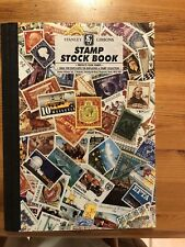 Complete Stamp Collection - Stanley Gibbons World Stamp Stock Book