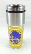 NBA Golden State Warriors 360 Wrap Travel Tumbler  Fan Coffee Mug Cup