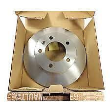 GENUINE NEW RENAULT MASTER, MOVANO INTERSTAR 1998 - 10 REAR BRAKE DISCS 95599298
