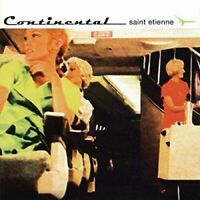 Saint Etienne-Continental (UK IMPORT) VINYL NEW
