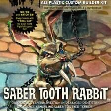 Monster Scenes Model Kit Saber Tooth Rabbit by Dencomm