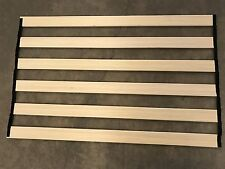 "Genuine OEM Zinus 51 3/8"" replacement wood slats w/velcro Full size platform bed"
