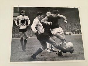 West Ham v Manchester City Press Photo 30.11.1968 Geoff Hurst & Pardoe