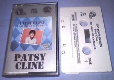PATSY CLINE TOO MANY SECRETS cassette tape album T6213
