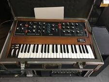 ORIGINAL VINTAGE Moog Minimoog MODEL D,Old OSC Analog Synth, MIDI //ARMENS.