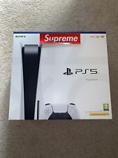 Sony PS5 PlayStation 5 Disc Edition console (SPINA REGNO UNITO)