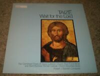 Taize Wait For The Lord Batastini~RARE Christian Gospel Choir Worship~FAST SHIP!