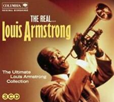 Armstrong, Louis - The Real... Louis Armstrong 3x CD