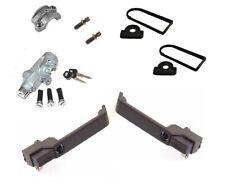 Defender Front Door Handle & Ignition Kit - Single Key Puma Lockset - LRC1356