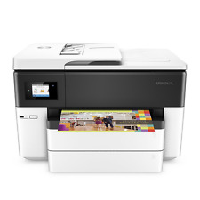 HP OfficeJet Pro 7740 A3-Multifunktionsdrucker DIN A3 Drucker Scanner Kopierer