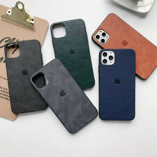Slim Leather Ultra Thin TPU Shockproof Case Cover F iPhone 11 Pro Max 7/8P XR XS