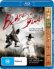 BLADES OF BLOOD (2010) - BRAND NEW & SEALED BLU RAY (HWANG JEONG-MIN) REGION B