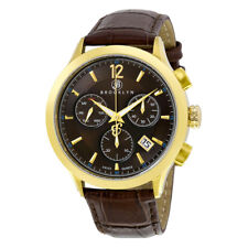 Brooklyn Dakota Chronograph Brown Dial Men's Watch 205-M2931