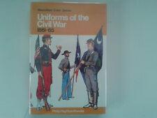 0025492004Macmillan Color Series Uniforms of the Civil War 1861 -65