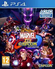 Marvel VS Capcom Infinite Ps4 PlayStation 4 UK Postage